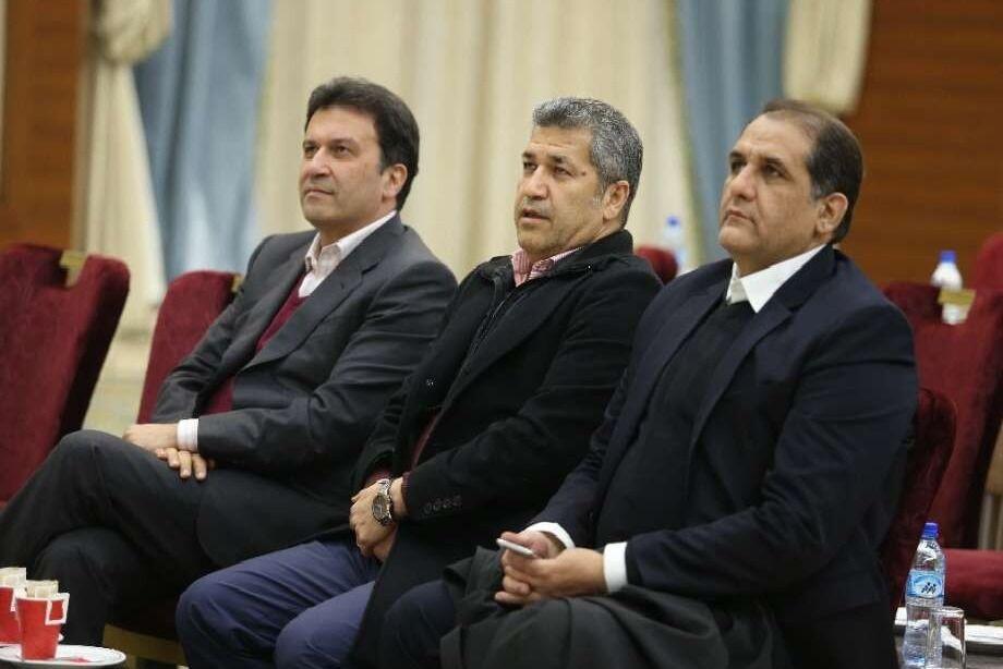 نشست اعضای هیئت مدیره پرسپولیس با وزیر ورزش