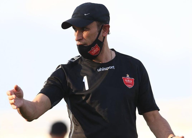 یحیی گل محمدی: تعطیل نکردن فوتبال بهترین تصمیم ممکن بود