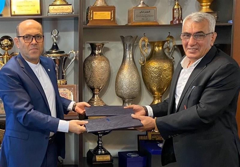 امضای قرارداد کارگزار جدید استقلال؛ ۱۰۰ میلیارد تومان برای یک فصل