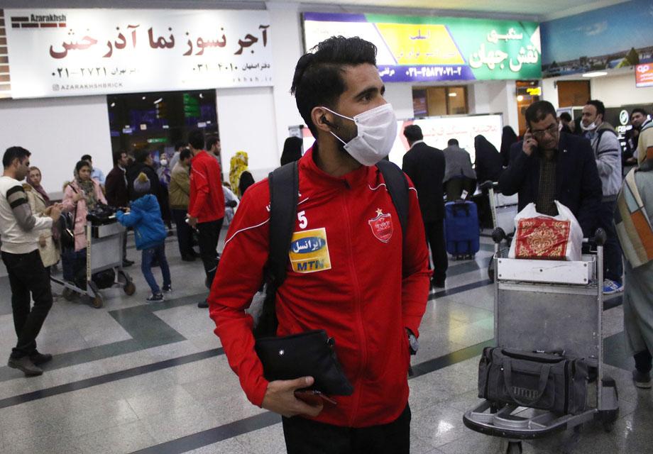 بشار رسن به عراق سفر کرد