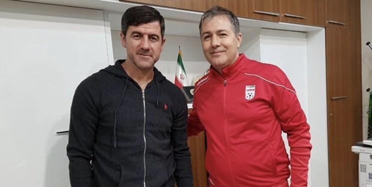 احتمال هدایت تیم ملی توسط باقری و ماریو در بازی با سوریه