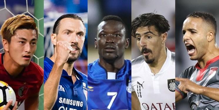 رقابت علیپور و تیام برای کسب عنوان بهترین مهاجم لیگ قهرمانان آسیا ۲۰۱۸