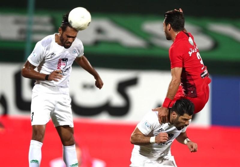 عربشاهی: پرسپولیس مقابل ذوب آهن به دنبال ۳ امتیاز نبود/ سرخپوشان میتوانند از قهرمانیشان در جام حذفی دفاع کنند