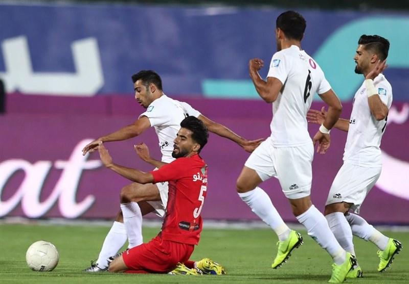 پرسپولیس ۰-۱ ذوب آهن / اولین شکست یحیی در روز اهدای جام پوکر قهرمانی