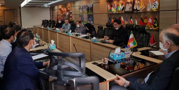 نشست هماهنگی نمایندگان ایران در لیگ قهرمانان آسیا برگزار شد
