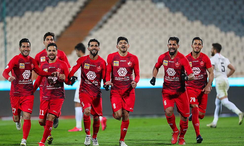محمد: شانس برای قهرمانی در جام حذفی به پرسپولیس لبخند زده است