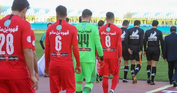 مدافع پرسپولیس دربی جام حذفی را از دست داد