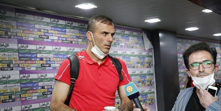 حسینی: قانونی خوب است که برای همه اجرا شود/ من هم از فدراسیون و چند باشگاه طلب دارم