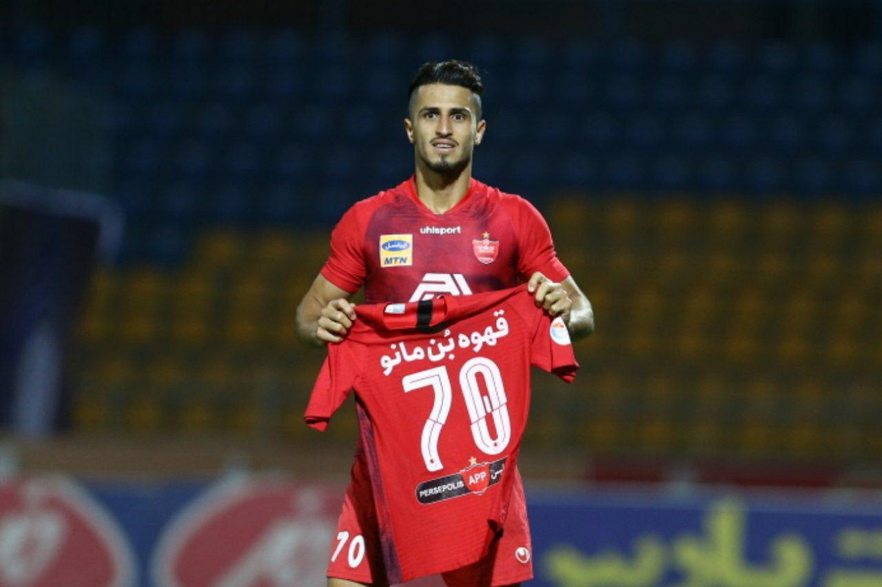 رافت: علیپور بهترین بازیکن ایران است
