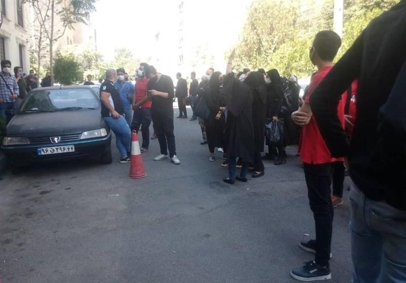 اظهارات رسول پناه هواداران را قانع نکرد/ قول تمدید قرارداد بشار