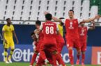 ذوالفقارنسب: پرسپولیس با فوتبال فداکارانه میتواند التعاون را ببرد
