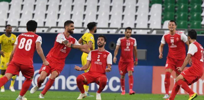 پرسپولیس ۱-۰ التعاون /  اولین برد آسیایی پرسپولیس با پیروزی ارزشمند مقابل تیم سعودی