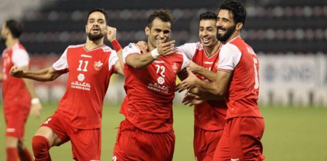 پرسپولیس ۲-۰ پاختاکور / ۳ صعود در ۴ فصل؛ شاگردان گل محمدی به چهار تیم برتر آسیا رفتند