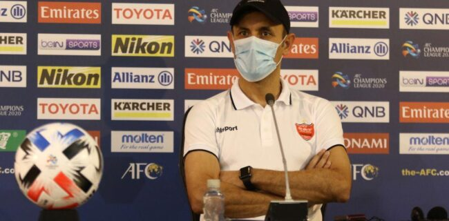 گلمحمدی: در خانه حریف دو گل زدیم و حساب نمیکنند / چرا قانون عوض شد و کسی اعتراض نکرد