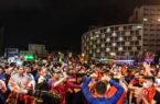 جشن خیابانی در سراسر ایران پس از پیروزی پرسپولیس مقابل النصر+تصاویر