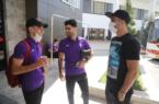 حضور ۹ بازیکن در اردوی تیم ملی