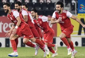 نیمه نهایی لیگ قهرمانان آسیا، پرسپولیس – النصر و صعود سرخپوشان به فینال