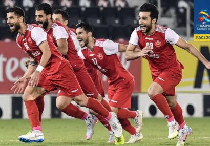 خلاصه بازی نیمه نهایی لیگ قهرمانان آسیا، پرسپولیس – النصر