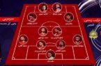 ترکیب پرسپولیس برای بازی با النصر مشخص شد