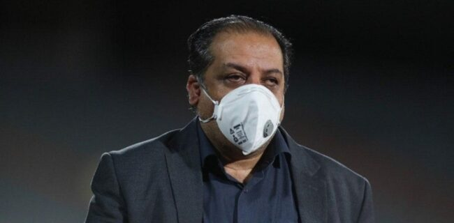 مهدی: بازیهای پرسپولیس این هفته یکسان میشود / با آلودگی هوا کنار میآییم