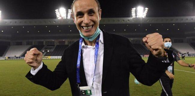 گلمحمدی: بازیکنانم ایثار میکنند و شایسته بهترینها هستند/ کار سختی مقابل النصر داریم