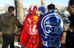 نظرسنجی AFC از ۵ باشگاه فوتبال پرطرفدار ایران/رقابت پرسپولیس، استقلال، سپاهان، ذوب آهن و تراکتور