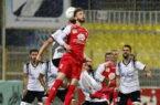 گزارش تصویری: بازی رفت لیگ بیستم نفت مسجدسلیمان ۰-۰ پرسپولیس