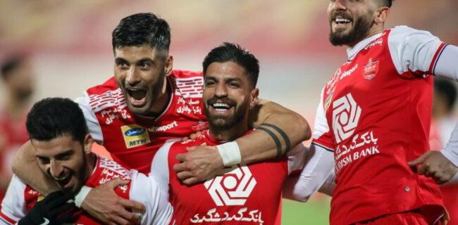 گزارش تصویری: بازی رفت لیگ بیستم پرسپولیس ۳-۰ شهرخودرو