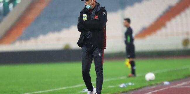 گلمحمدی: سه امتیاز بازی برایمان مهم بود/ داور خطاهای خیلی بی مورد میگرفت