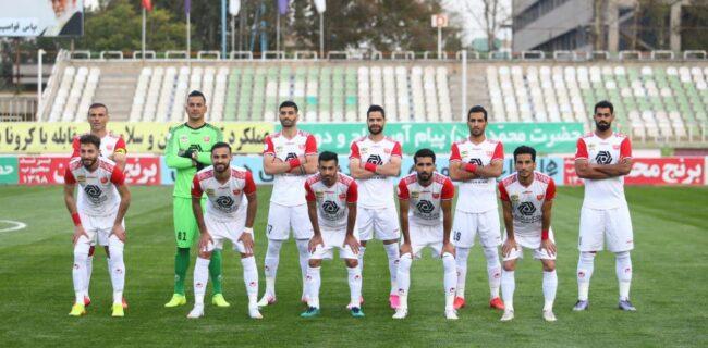 گزارش تصویری: بازی رفت لیگ بیستم سایپا ۰-۰ پرسپولیس