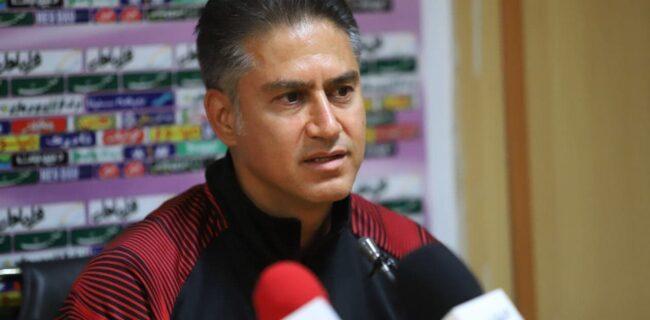 مطهری: از اخراج گلمحمدی تعجب کردم/ عقب نشینی را دوست نداریم