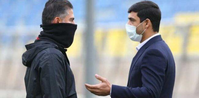 شکوری: مغانلو پس از تست کرونا برای عقد قرارداد با پرسپولیس به تهران میآید