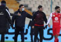 باشگاه پرسپولیس به داوری و کارت زرد کنعانیزادگان اعتراض کرد