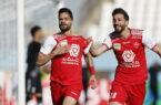 گزارش تصویری: بازی رفت آلومینیوم ۲-۱ پرسپولیس
