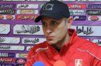 گلمحمدی: بازی سختی مقابل آلومینیوم داریم/تبعات پنالتی اشتباه علیه ما ۳ بازیکن مصدوم بود