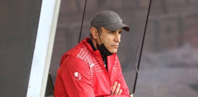 گلمحمدی: هزیه جذب مغانلو برای ما سخت است/ هر تیمی جای ما بود با مشکلات زیادی مواجه میشد