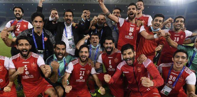 پرسپولیس، موفقترین نماینده ایران در لیگ قهرمانان آسیا