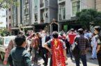 ویدیو: شعارهای هواداران پرسپولیس علیه رئیس فدراسیون فوتبال/ خادم استقلالی…