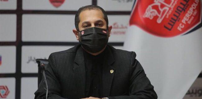 حسین پور: حکم مجیدی را وارونه جلوه دادند / سرمربی استقلال جریمه شده نه محروم