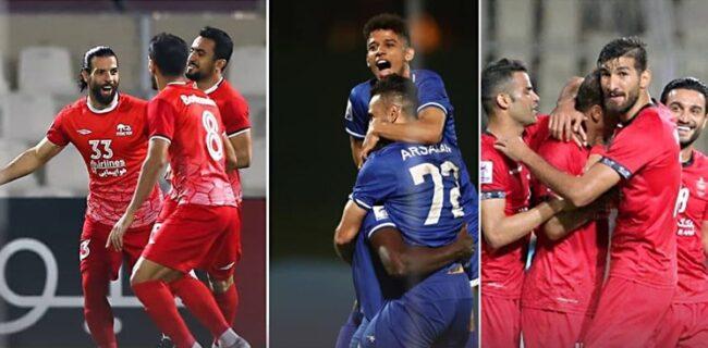 برگزاری یک هشتم نهایی لیگ قهرمانان به صورت متمرکز /  پیشنهاد AFC به کام پرسپولیس و تراکتور
