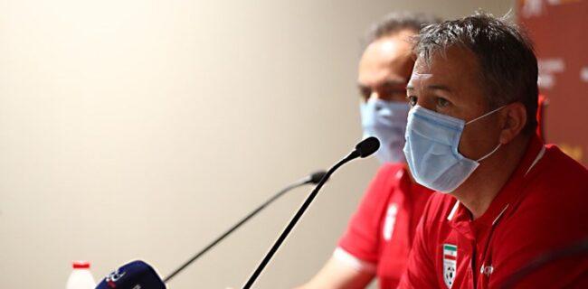 اسکوچیچ: مشخص بود که کیفیت بالاتری از کامبوج داریم/ امیدوارم با همین کیفیت با عراق بازی کنیم