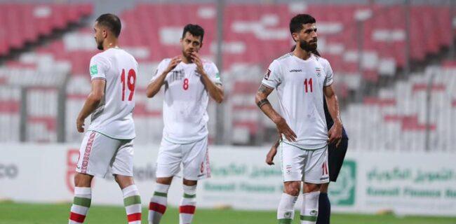 برد چین و عمان شانس ایران برای برترین تیم دوم شدن را ضعیف کرد+عکس