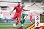 انتخابی جام جهانی|شکست لبنان از ترکمنستان به نفع ایران شد+عکس
