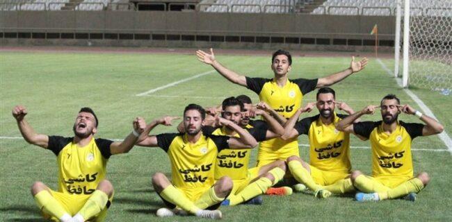 لیگ دسته اول  صعود فجرشهید سپاسی و هوادار به لیگ برتر/شیرازیها قهرمان شدند