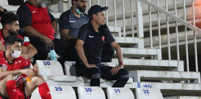 نصرتی: پرسپولیس کاملا لایق ۵ گل بود/ فوتبال مالکانه تیمِ گلمحمدی لذتبخش است