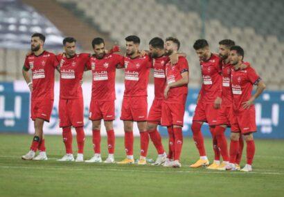 خلاصه بازی جام حذفی پرسپولیس ۰-۰ استقلال
