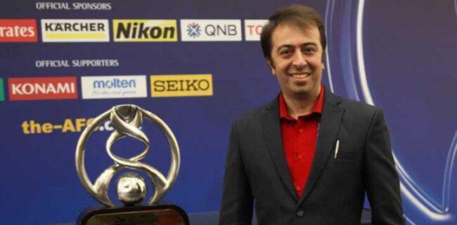 حسینی: پیشنهاد میزبانی از رقابتهای لیگ قهرمانان آسیا را ارسال کردیم