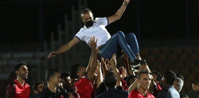 پرسپولیس یحیی بهترین تیم تاریخ لیگ برتر شد