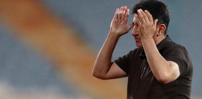 قلعهنویی: این چهارمین بازی است که استقلال با اشتباهات داوری ما را میبرد / در این چهل سال عدالت نبود، فقط ظلم بود