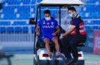 تلاش الهلال برای رساندن الدوساری به بازی برابر پرسپولیس با تزریق پلاسما